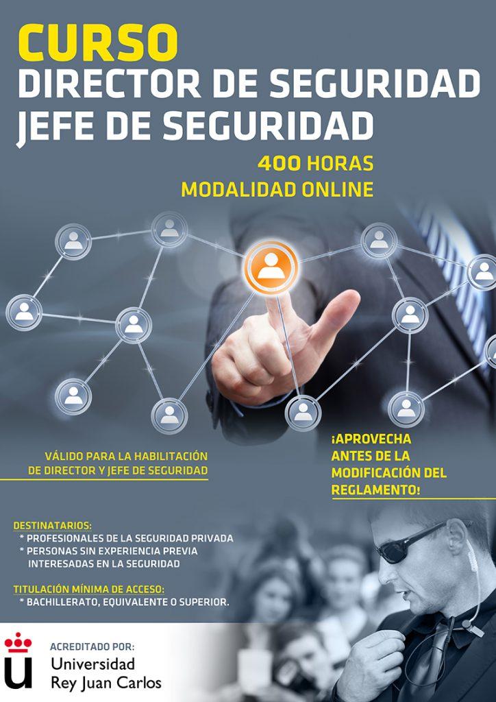 CURSO JEFE SEGURIDAD PEQUE